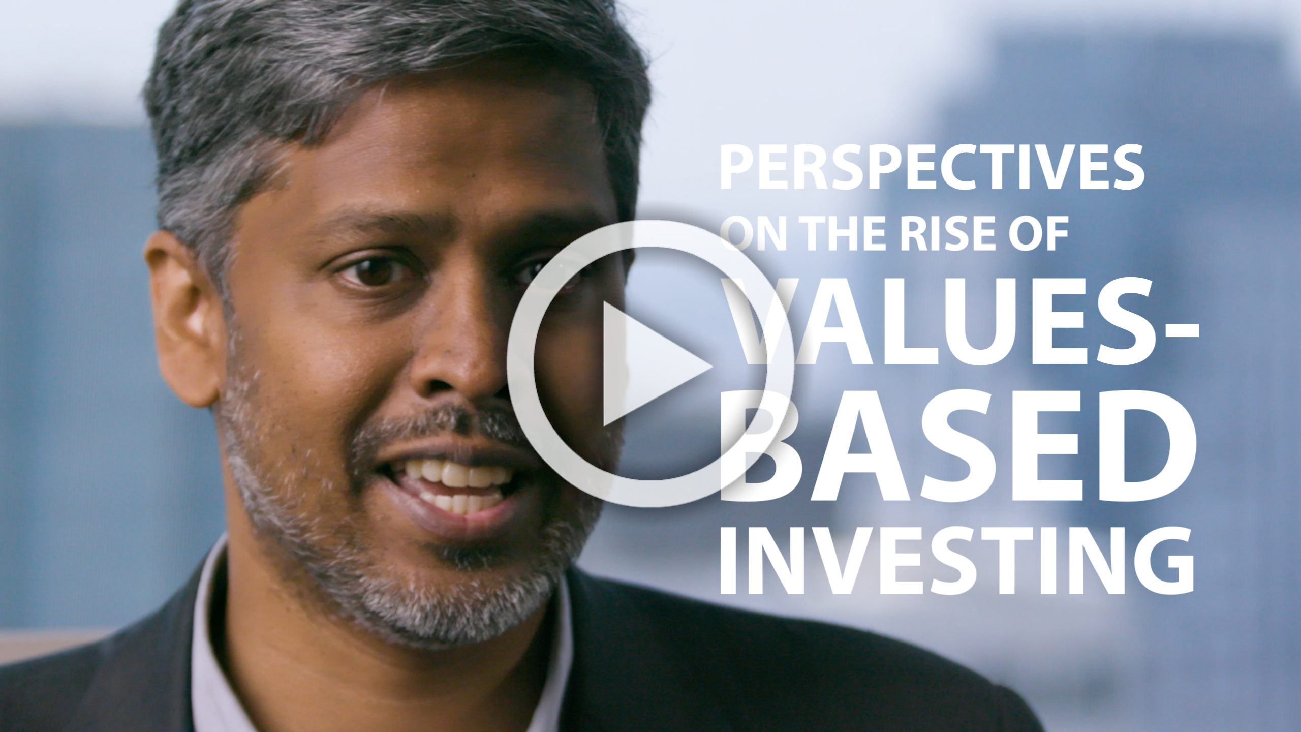 Perspectives on the rise of values-based investing
